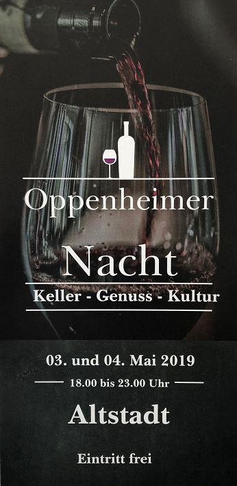 Oppenheimer Nacht