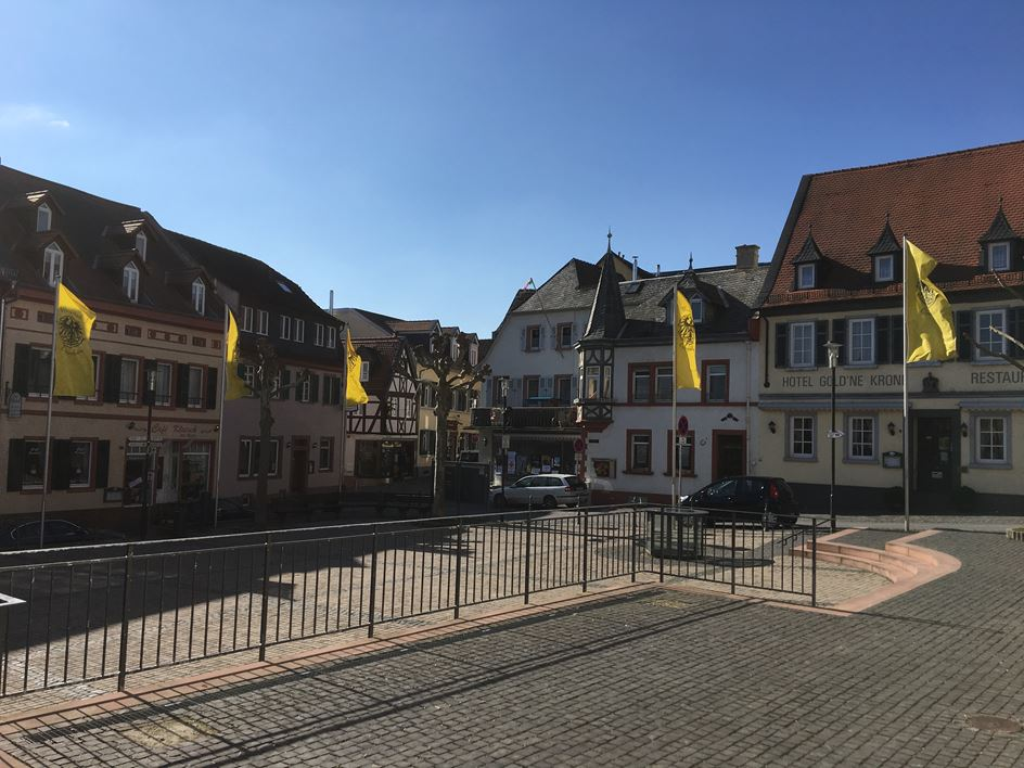 Marktplatz Oppenheim