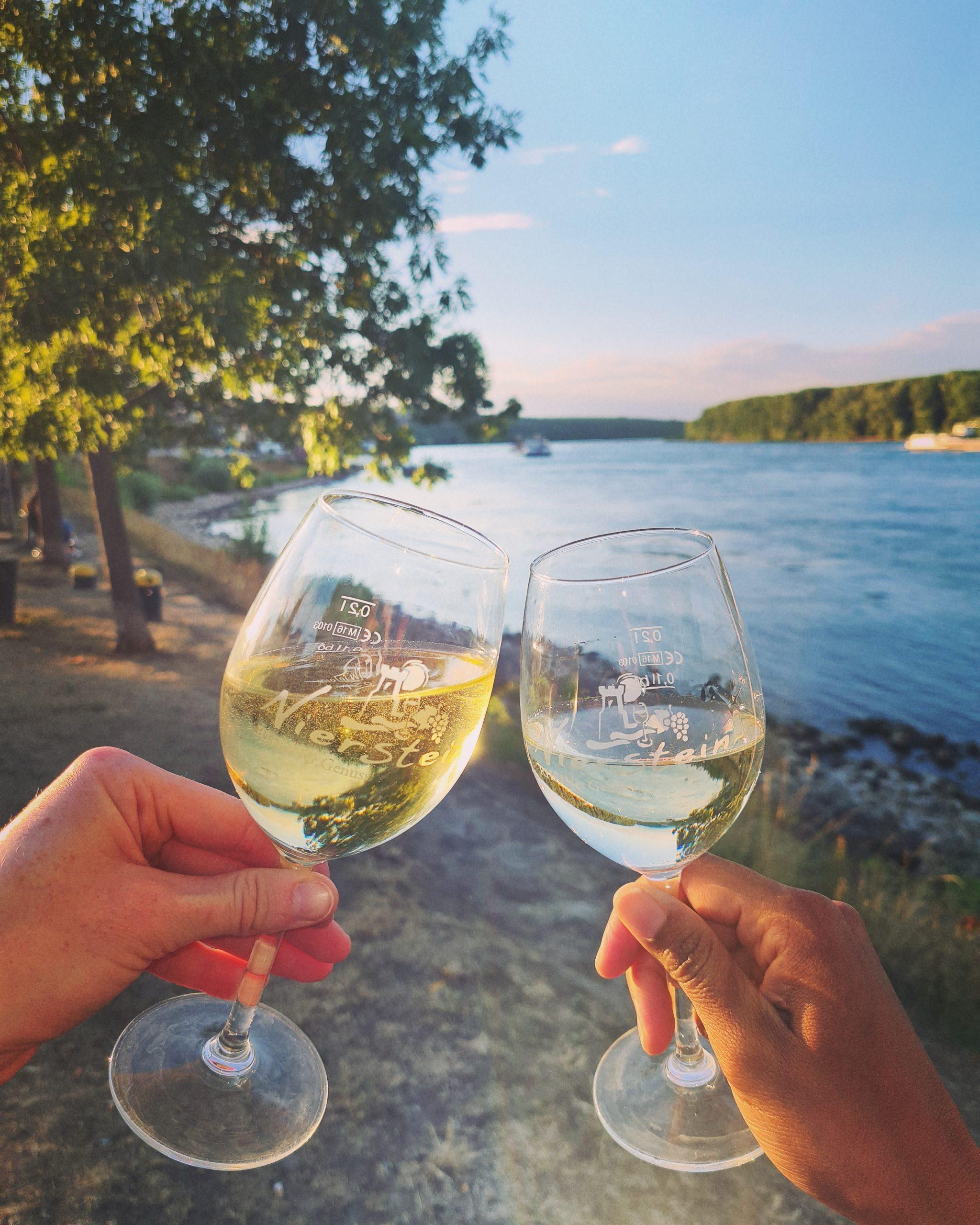 Wein am Rhein Nierstein